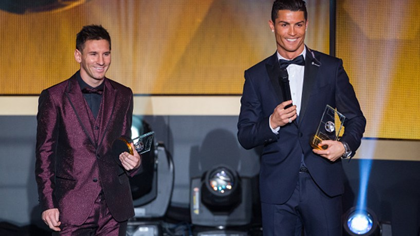 Messi ultrapassa Ronaldo em receitas  Mourinho é o treinador