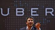 Fundador da Uber já vendeu cerca de 33% da sua participação após o fim do