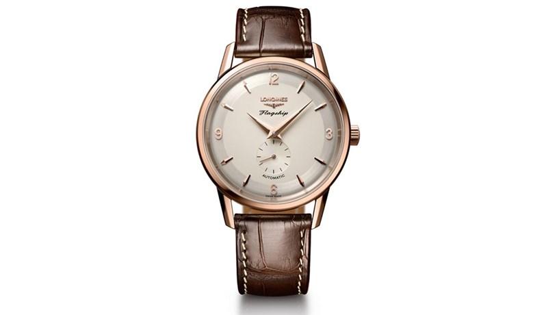 7b5a229cbf9 Relógios  A herança icónica da Longines - Weekend - Jornal de Negócios
