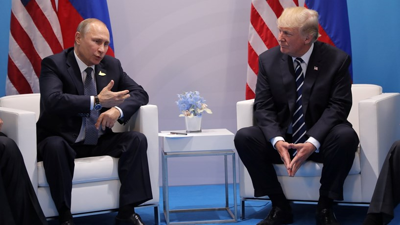 Resultado de imagem para Trump avisa a Rússia
