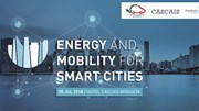 Assista em directo à conferência Energy and Mobility for Smart Cities