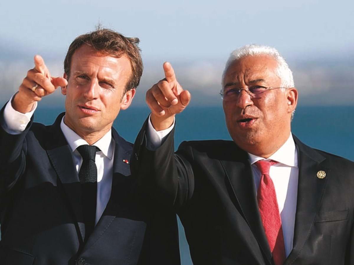 Costa recebe garantia de Macron de que portugueses de regresso a ...