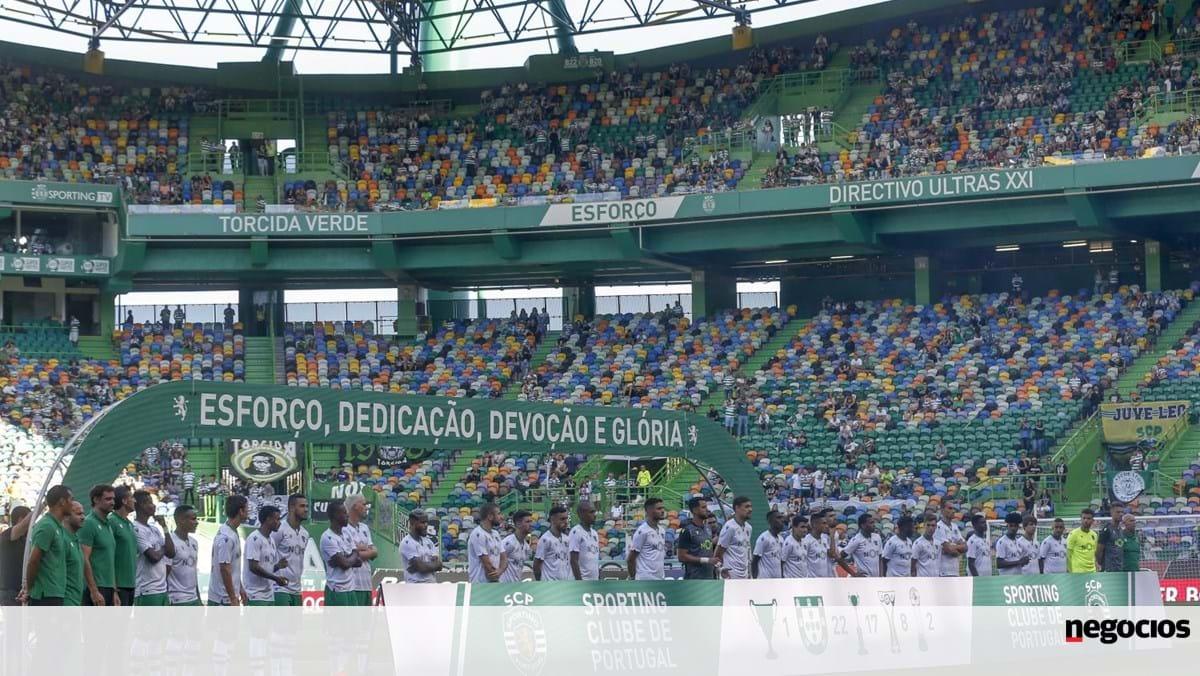 Photo of Sporting passa de perdas a lucros e tem maior volume de negócios anual de sempre   Jornal de Negócios