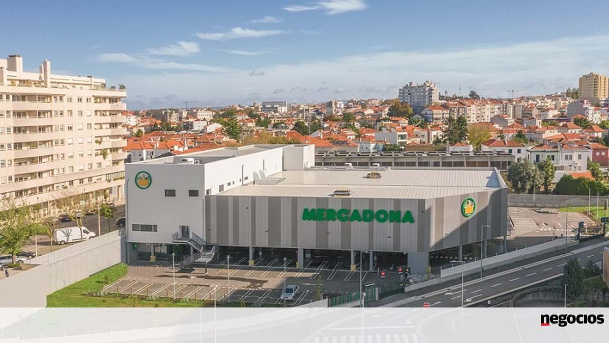 Mercadona abre o primeiro supermercado na cidade do Porto - Comércio -  Jornal de Negócios