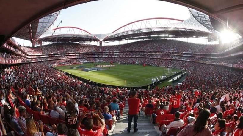 São estes os estádios já aprovados para receber os jogos da Liga ...