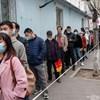 Pequim cria códigos de cores em prédios para nível de vacinação